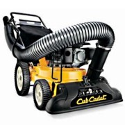 Cub Cadet 1.5 in. 159 cc Gas Walk-Behind Chipper Shredder Vacuum