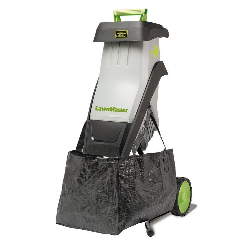 LawnMaster FD1501 Electric Chipper Shredder