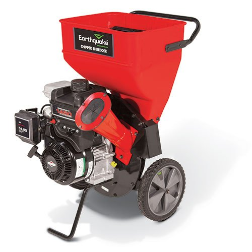Earthquake 9010400 Chipper Shredder with 305cc 4-Cycle Briggs and Stratton Engine