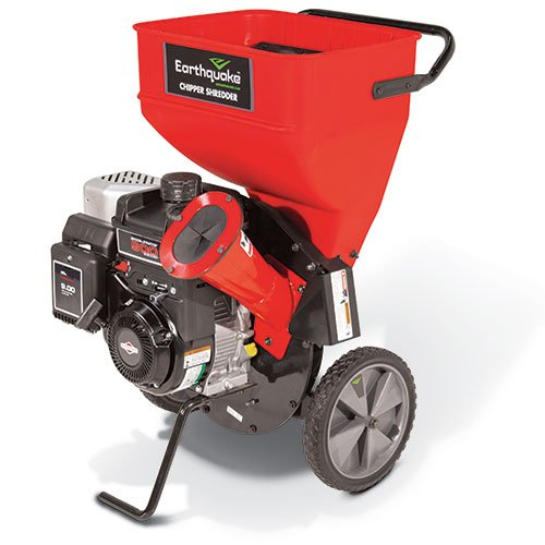Earthquake 9060300 Chipper Shredder with 205cc 4-Cycle Briggs and Stratton Engine
