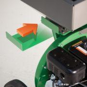 Tazz Chipper Shredders K32 Chipper Shredder with 212cc Viper Engine 4