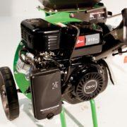 Tazz Chipper Shredders K32 Chipper Shredder with 212cc Viper Engine 6