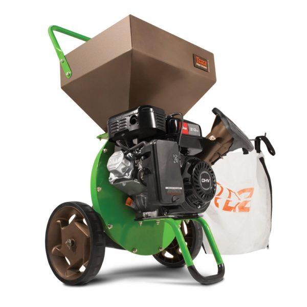 Tazz Chipper Shredders K32 Chipper Shredder with 212cc Viper Engine