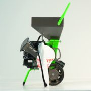 Tazz Chipper Shredders K32 Chipper Shredder with 212cc Viper Engine 7